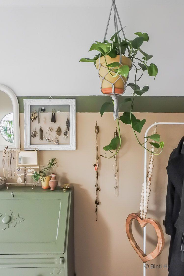 Heart Wood combineren met de kleur groen in de slaapkamer ...