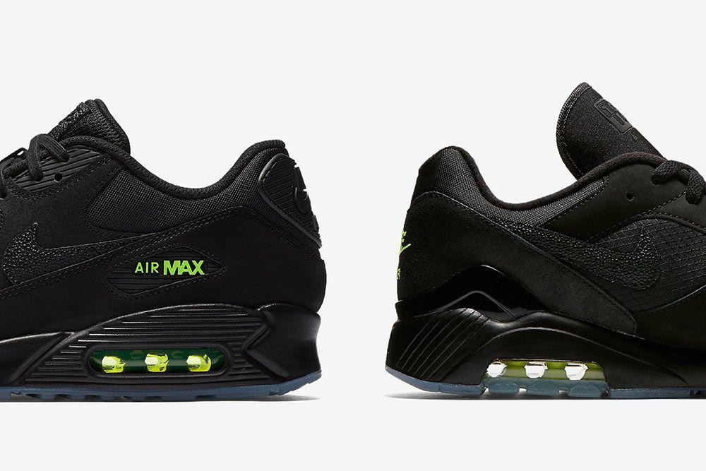 Nike Wydaje Nowy Zestaw Butow Air Max Night Ops Nike Air Max Nike Air Max