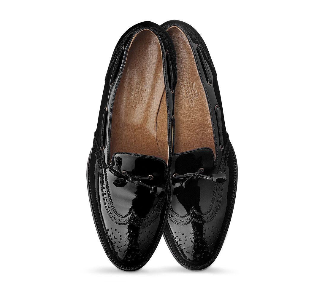 c4172e90ec Chaussures Hermès Jersey - Mocassins - Femme | Hermès, Site Officiel ...