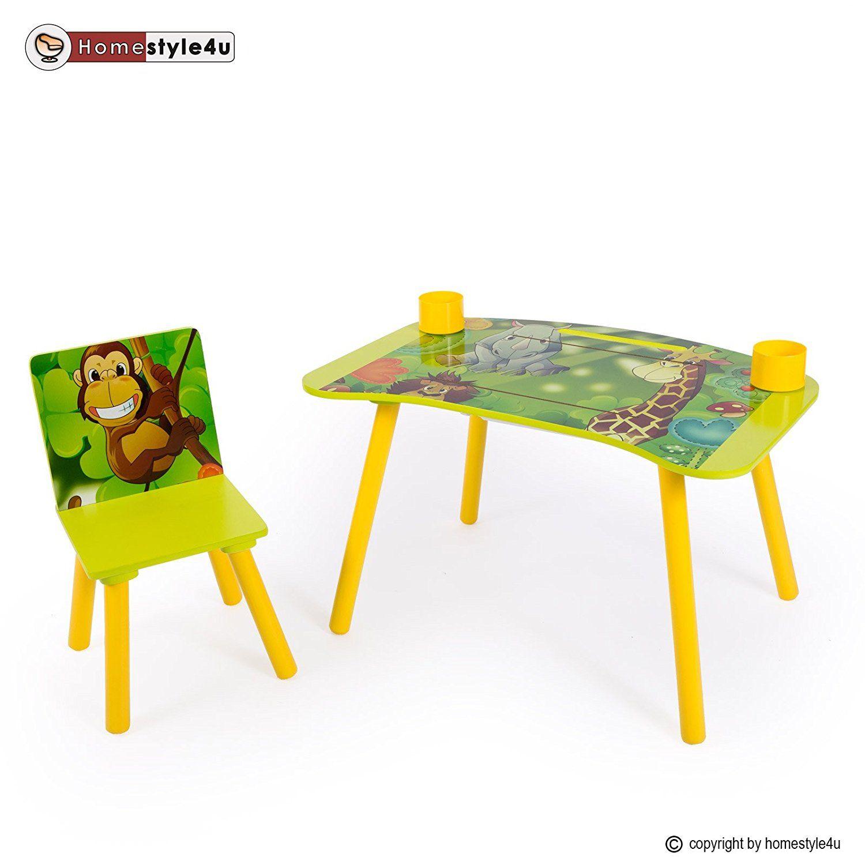 Kindermaltisch Zeichentisch Kinder Tisch Stuhl Spieltisch ...