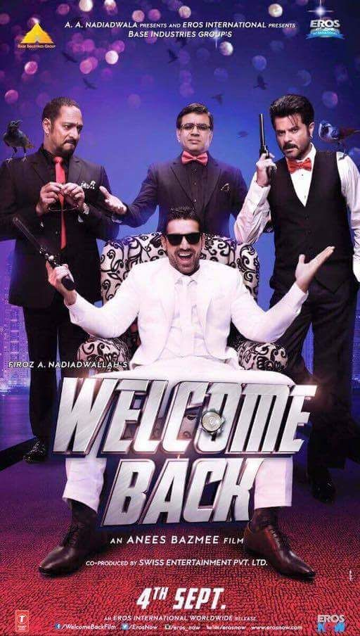 welcome back songs free  video