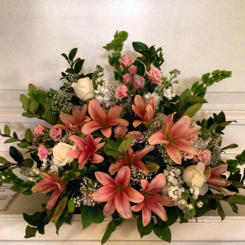 Pulpit Flowers Altar: Ceremony Flowers