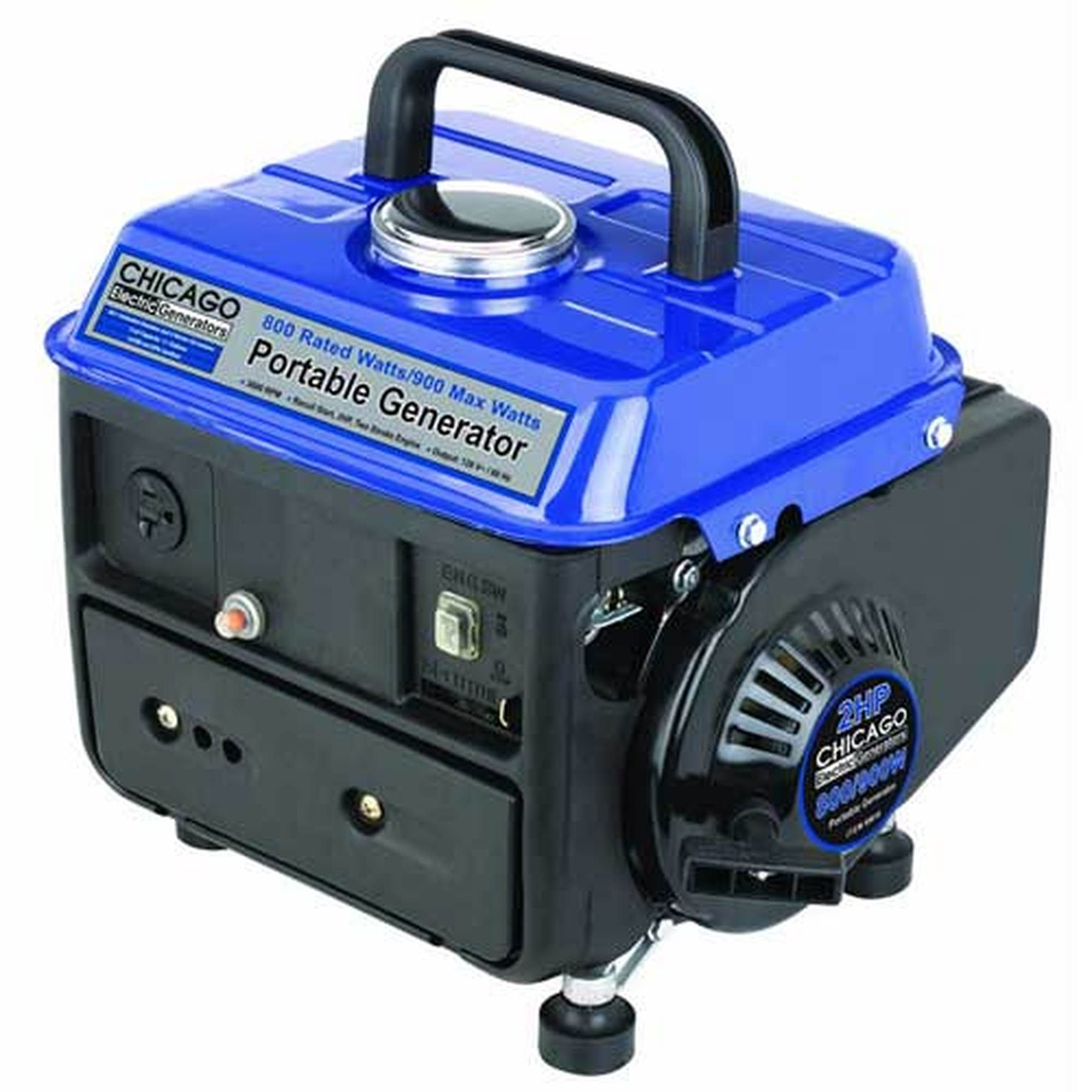Generator 800W 240 Volts for rent A lightweight portable