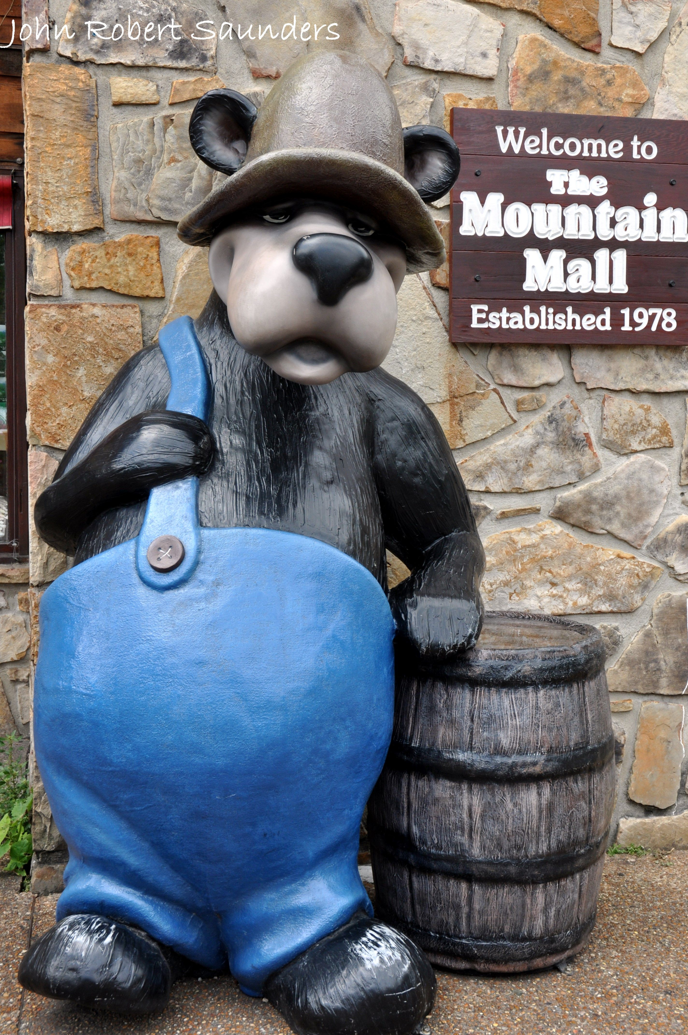 Welcome to the Mountain Mall in Gatlinburg!
