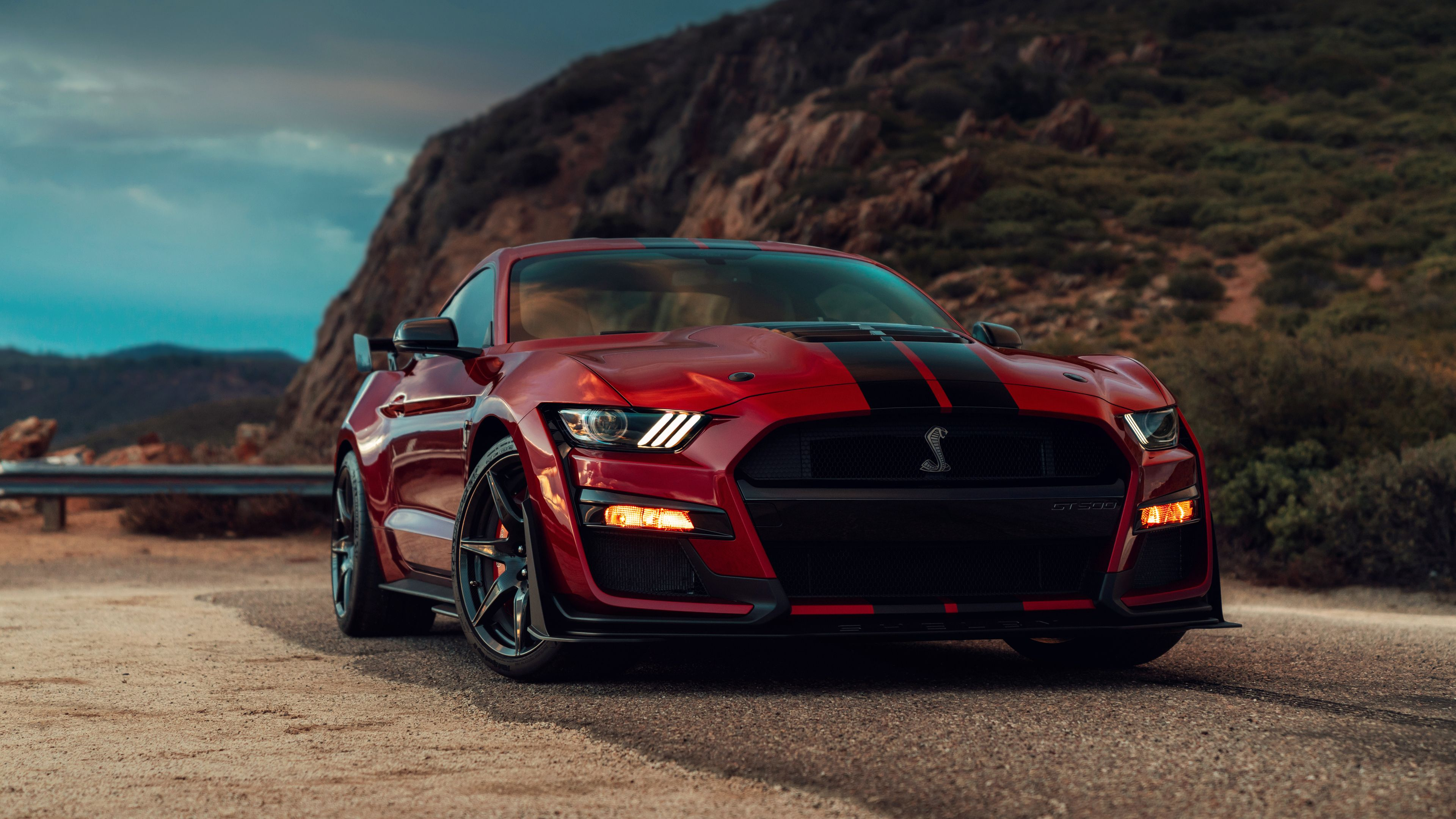 Wallpaper 4k 2020 Ford Mustang Shelby Gt500 4k 2019 Cars
