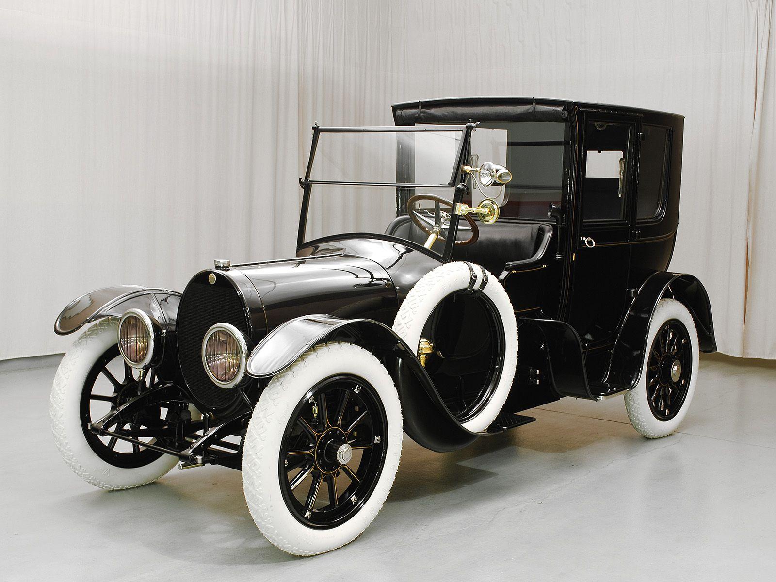 1915 Brewster Town Car – Hyman Ltd. Classic Cars