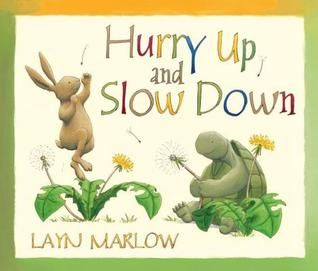 Hurry Up and Slow Down by Layn Marlow (4 Stars)