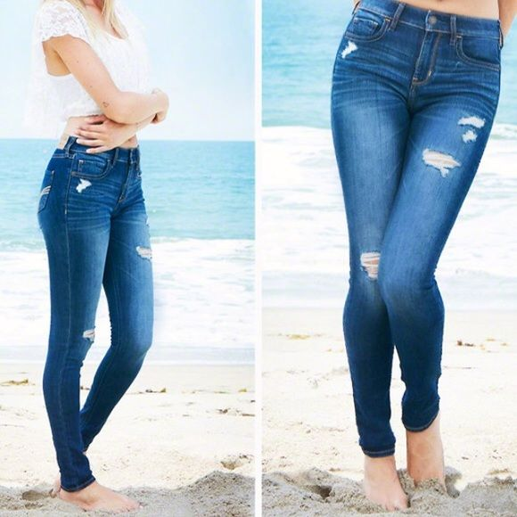 are hollister jeans good