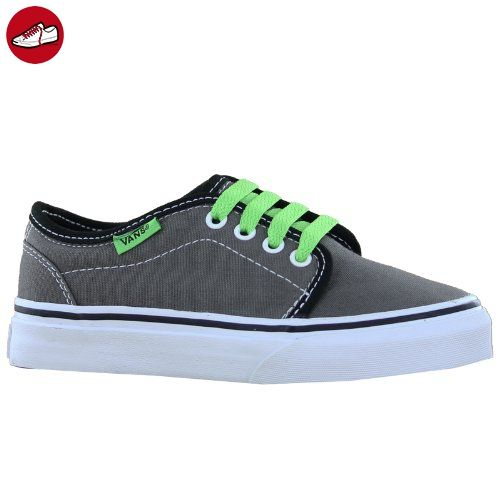 Vans Classic 106 Vulcanized Pewter Kids Trainers Size 12.5 UK  (*Partner-Link)