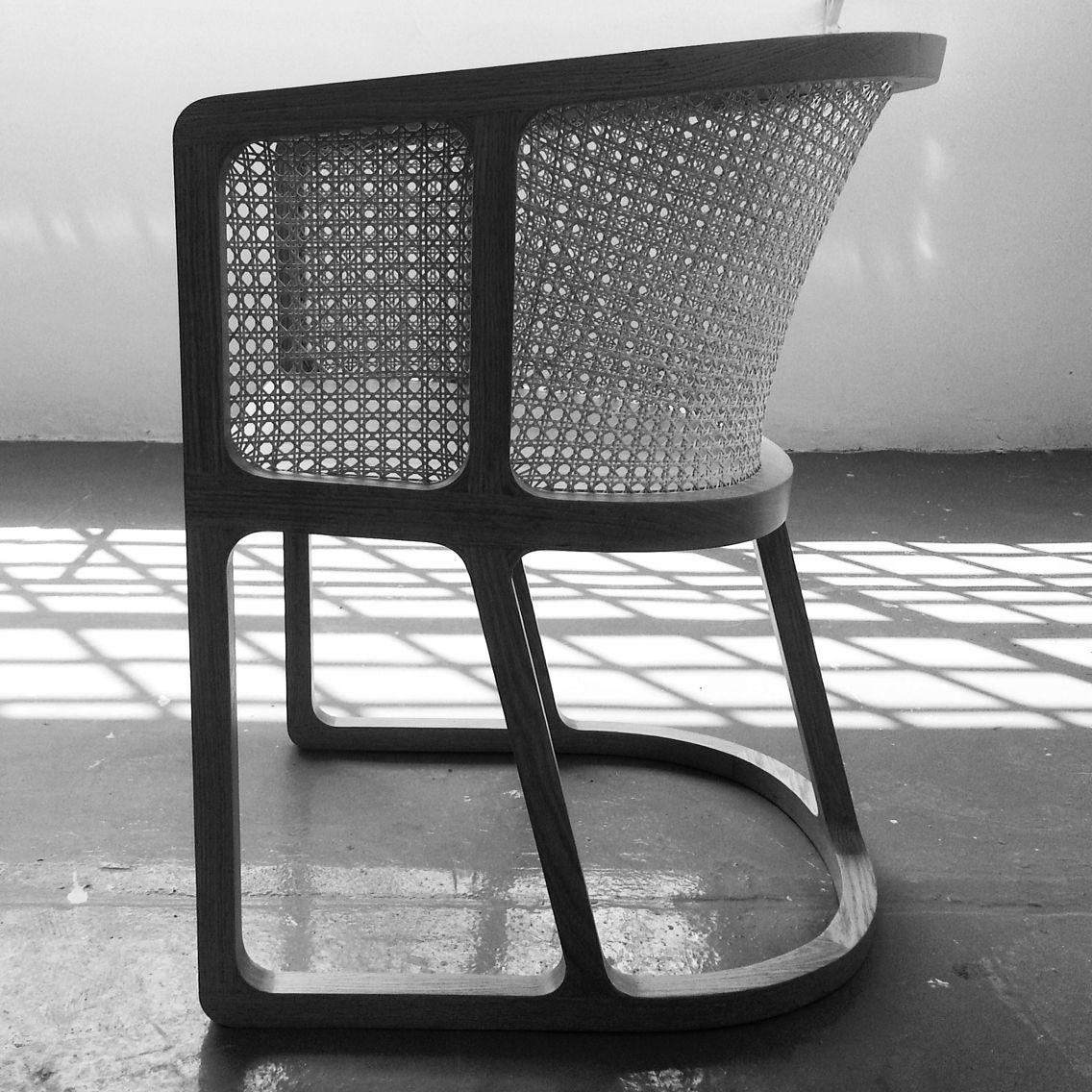 Silla Bejuco Por Myt Dise 241 O Linea Bejuco Furniture By