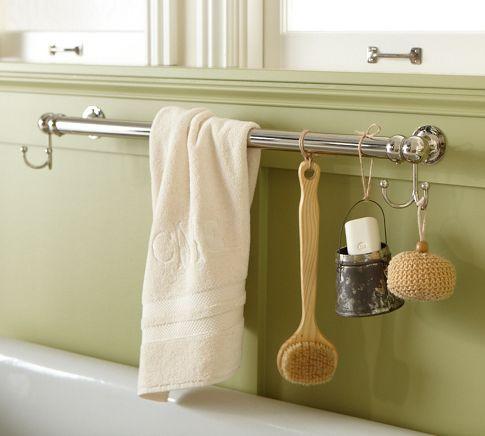 Extra Long Towel Bar Creepingthyme Info