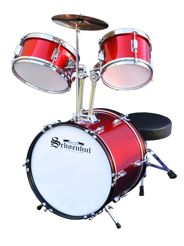 5 Piece Drum Set Specially Designed For Juniors Of Age Range 6 And