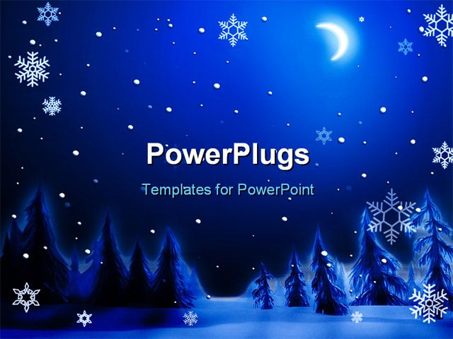 Animated Christmas Powerpoint Slides  Presentation Templates