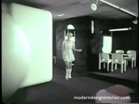 ICloud Nine Blog VISIONA 1 FUTURISTIC HABITAT AJC 0115 Design HistorySpace