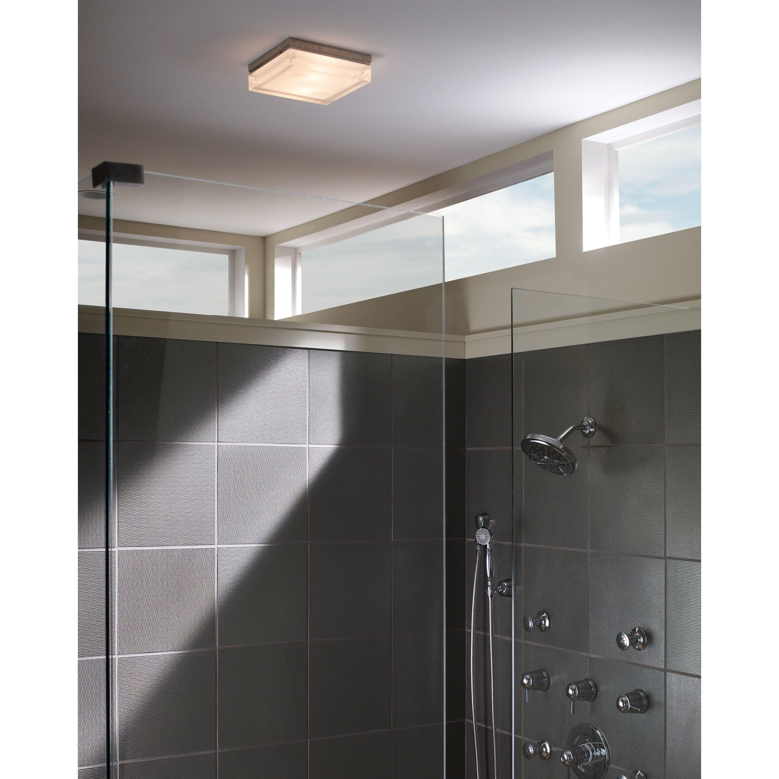 Nickel Boxie Ceiling Large S Nickel Tech Lighting 700bxls 703tcwl Bathroom Ceiling Light Modern Bathroom Lighting Tech Lighting