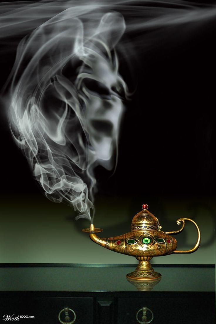 Genie Lamp, Smoke Art, Bottle Lamps, Diy Art, Soap, Arabian Nights,  Arabesque, Art Ideas, Fairy Tales