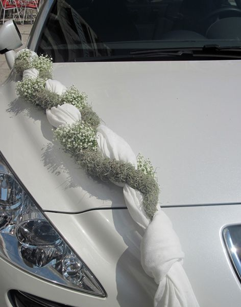 Harness Bridal Car Decoration Florist S Kokkinos