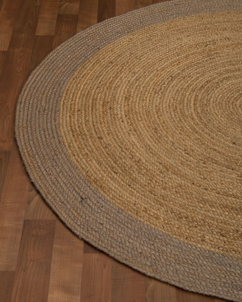 Bogota Jute Round Rug Clearance With Images Jute Round Rug