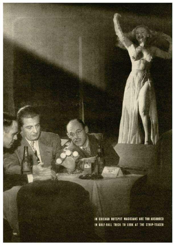 1930's Magic convention
