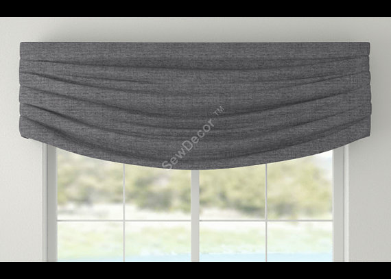 Contemporary Window Valance Cornice Valance Window Treatments