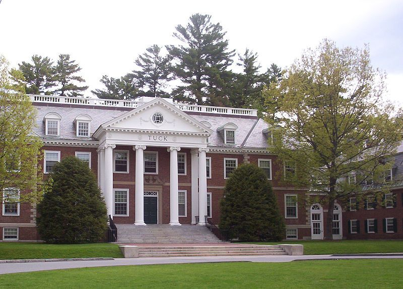 Dartmouth College (Tuck) Places to go Pinterest College - Resume Sample For Pennsylvania University