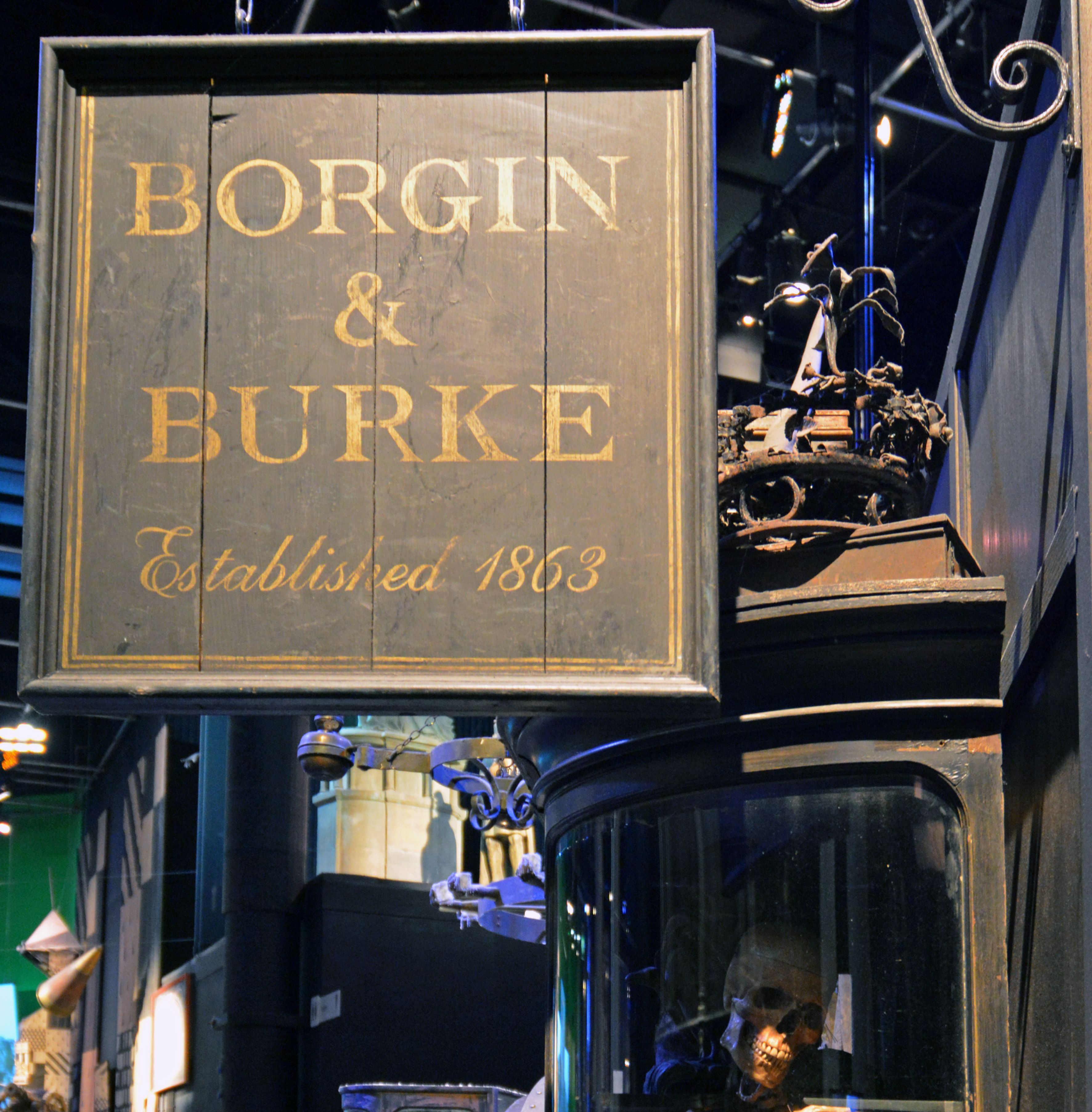 Borgin Burke Harry Potter London Harry Potter Disney Harry Potter Cake