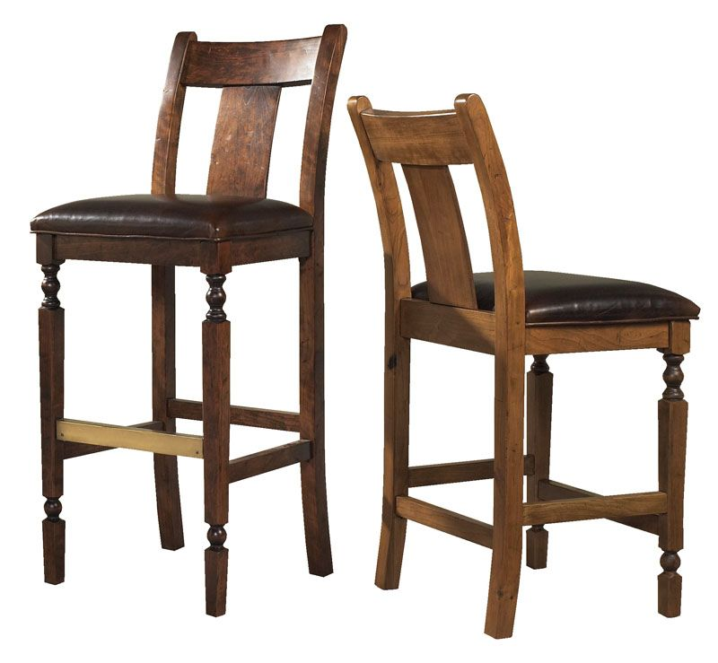 Traditional Dining Room Bar Stools, Mackenzie Dow Furniture