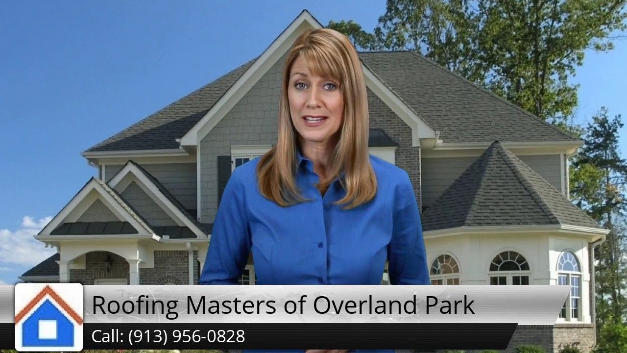 Roofing Masters of Overland Park (913) 956-0828 Impressive 5 Star Review by Joe T.