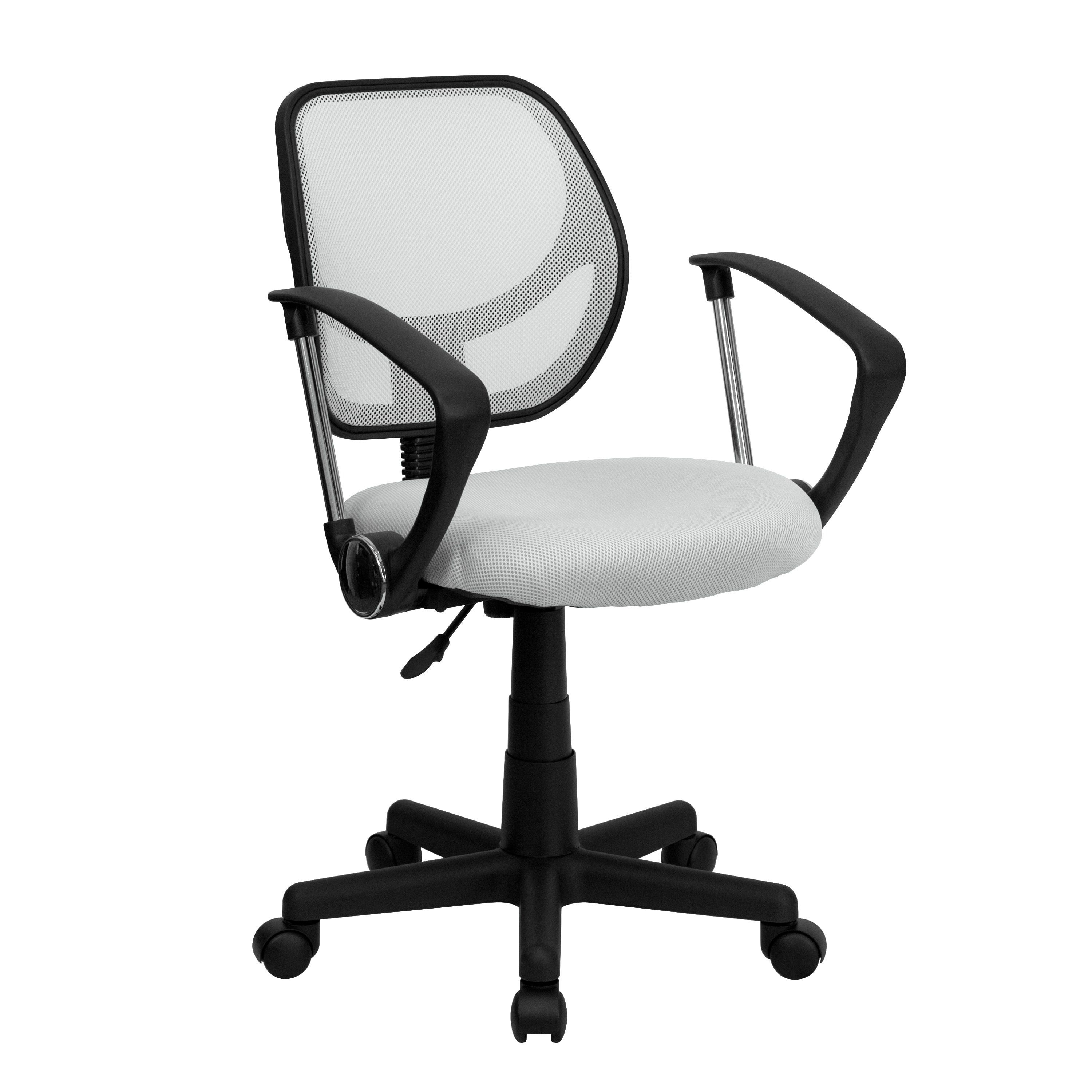 Swivel Office Chair With Pneumatic Seat