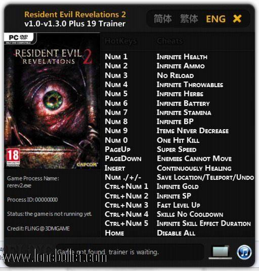 Hi Fellow Resident Evil Revelations 2 Fan You Can Download