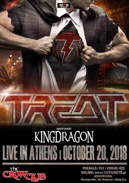 TREAT 20 The Crow Club W Kingdragon