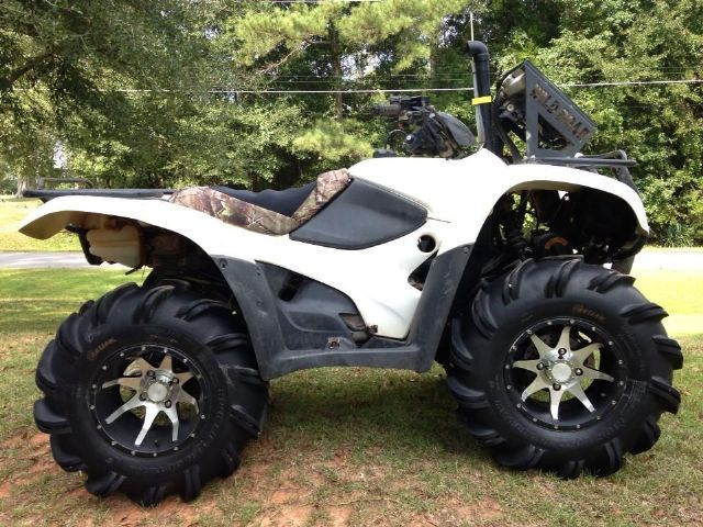 Honda Four Wheelers For Sale >> 2009 Honda Rancher 4 Wheeler White 1 408 Miles For Sale In