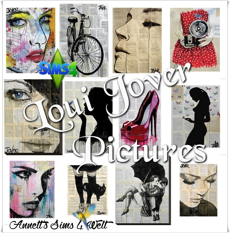 Loui Jover Pictures