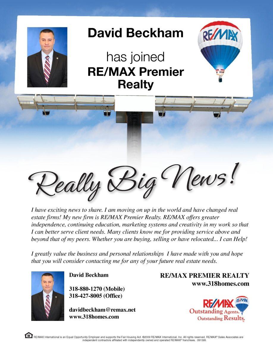 Real Estate Door Hangers Remax