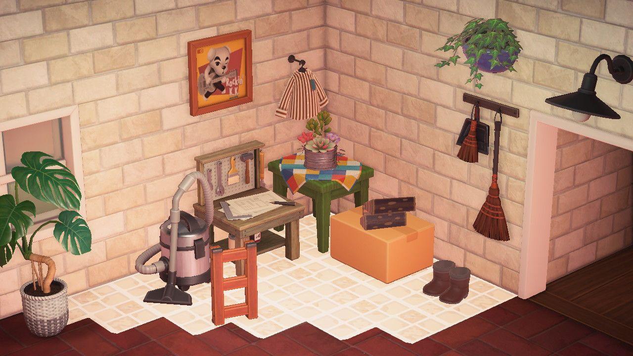 おもち On とび森 マイデザイン どうぶつの森 部屋 デザイン
