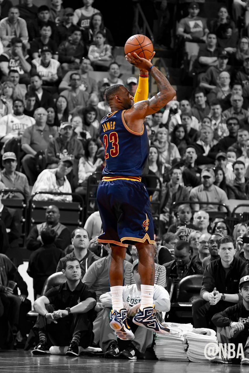 Lebron James IPhone Wallpapers (102 Wallpapers