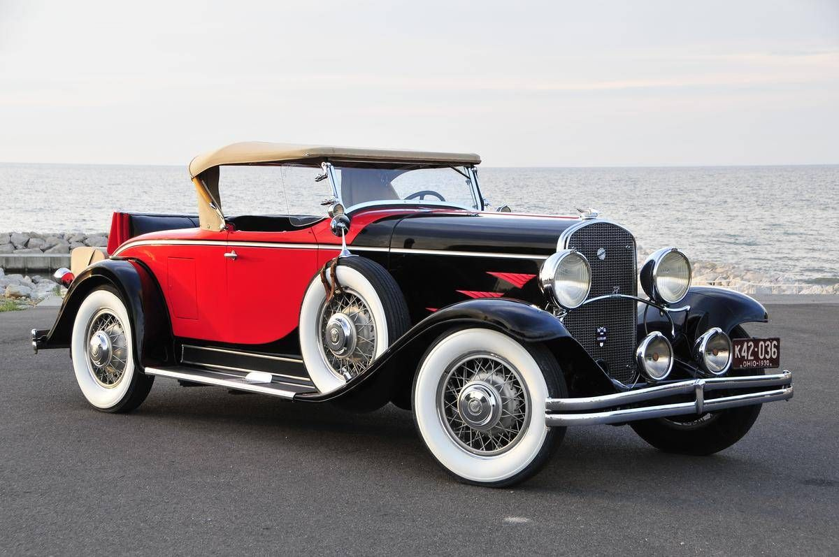 1930 Chrysler 77 Roadster For Sale Hemmings Motor News Cars