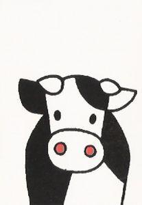 nijntje koe koe eenvoudige tekeningen koeien
