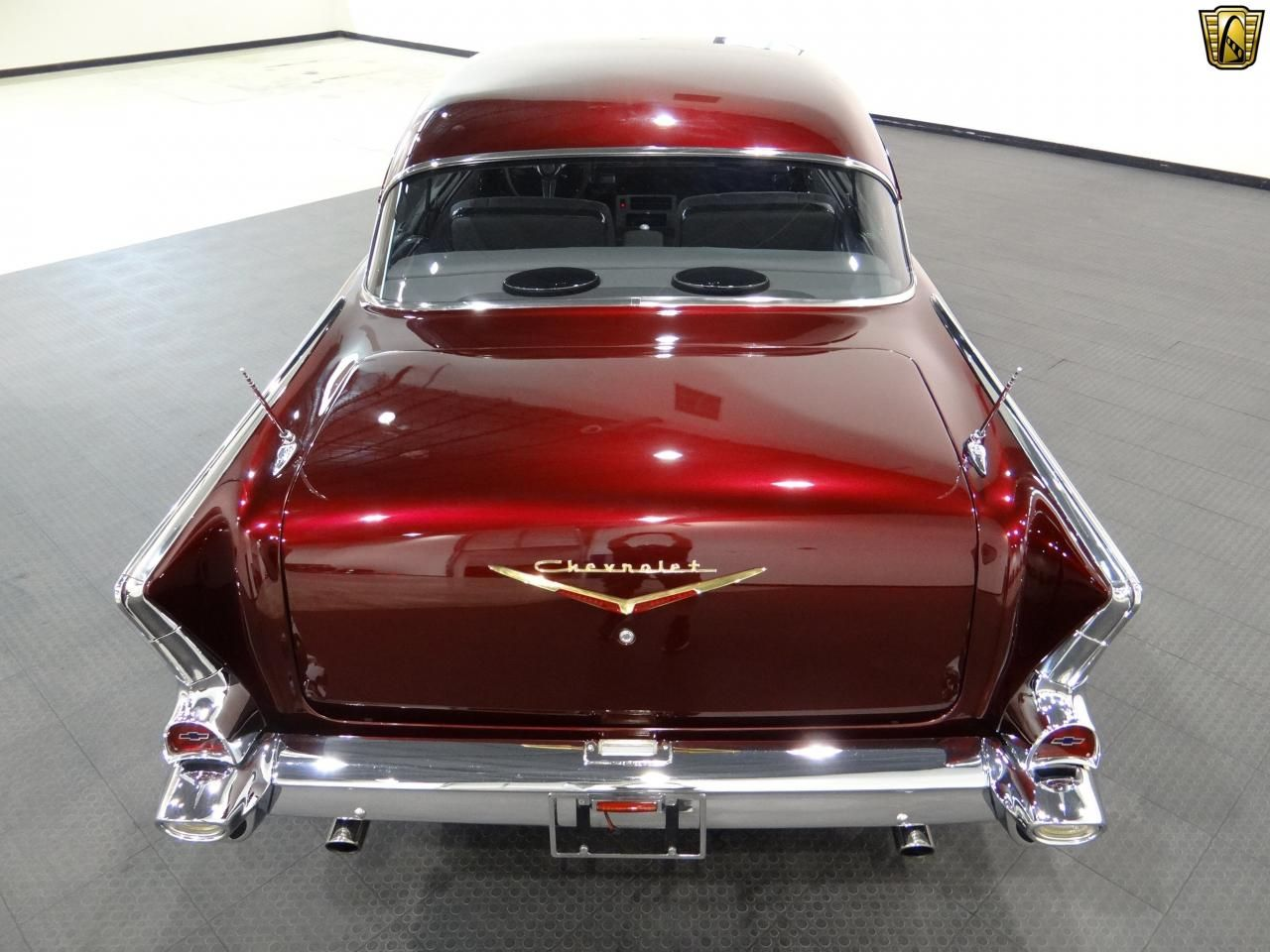 1957 Chevrolet Bel Air | Gateway Classic Cars | 590 | CARS ...
