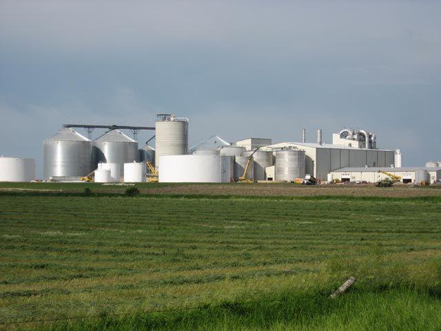 Ethanol Plant In Turner Co With Images South Dakota Dakota Hotel