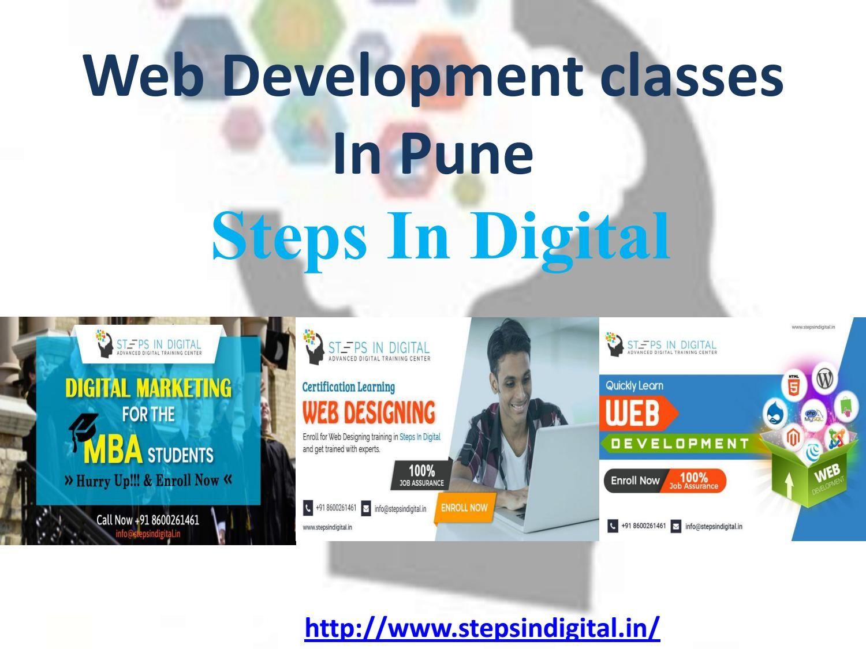 Web Development Classes In Pune Web Development Class Web Development Development