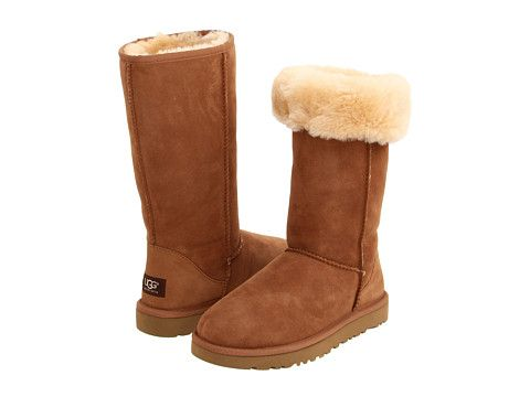 c50df4a7936 UGG Classic Tall. I have them in chestnut. Worth every penny ...