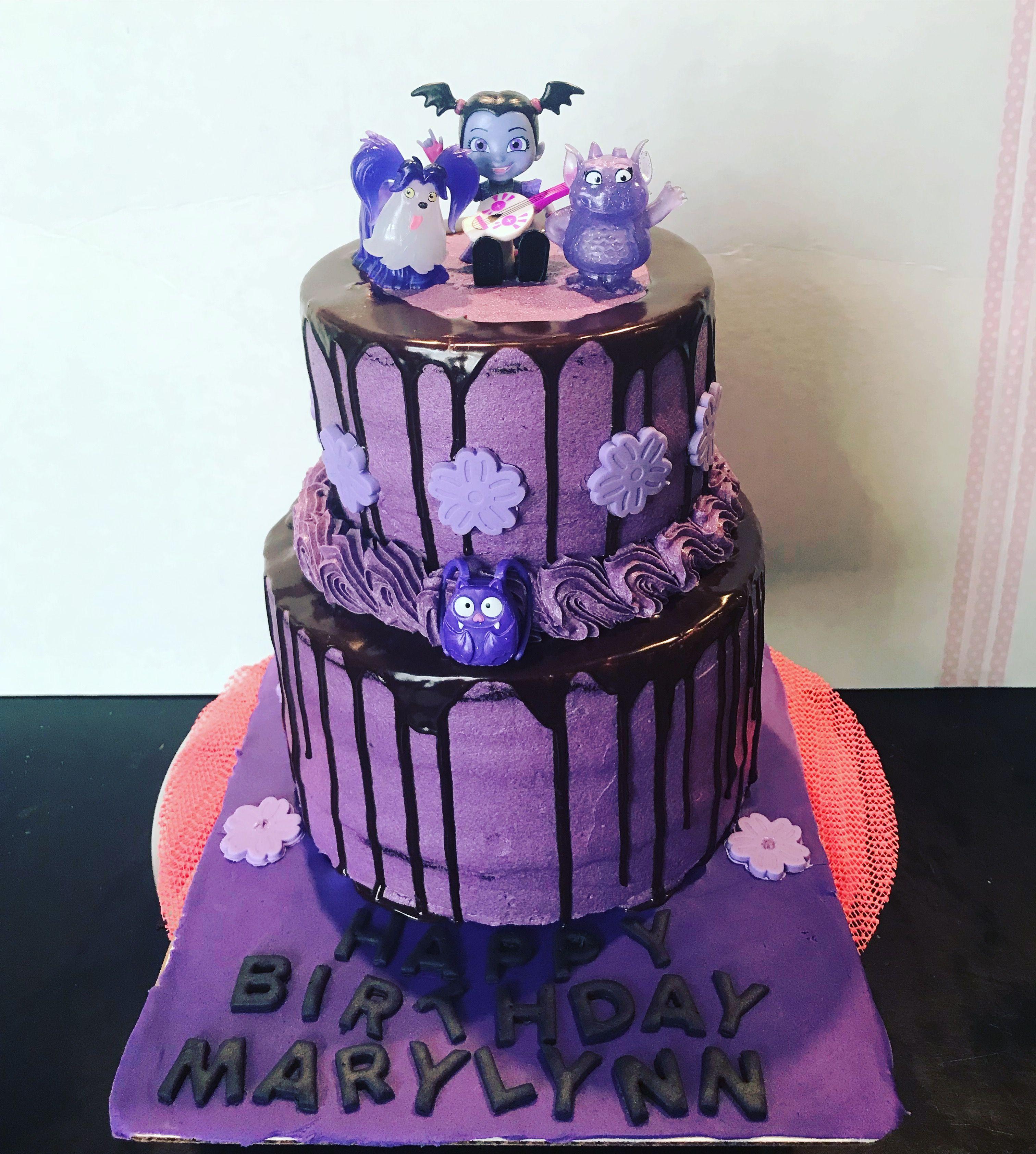 20 Best Ideas Vampirina Birthday Cake - Birthday Party ...