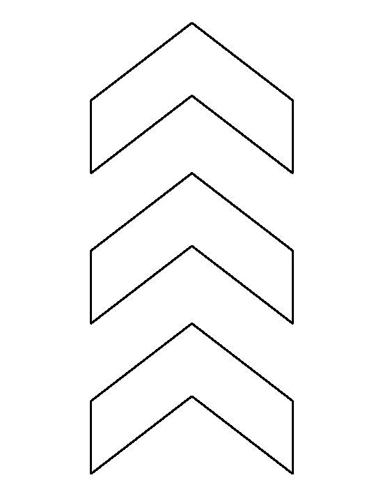 Image result for chevron arrow pattern template boho for How to make a chevron template