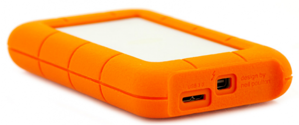 Lacie Rugged Mini Portable Hard Drive Review 1tb 2tb 4tb