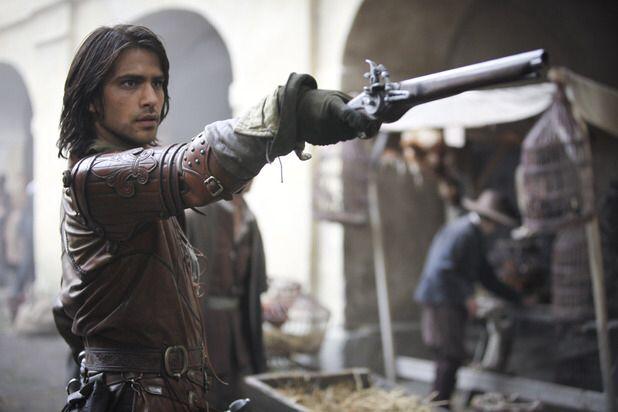 D'Artagnan #themusketeers
