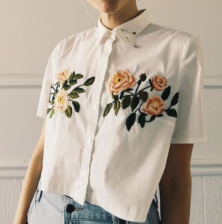 Love the details on the bust of this shirt! There's something so elegant and feminine about it. Gives a vintage feel!