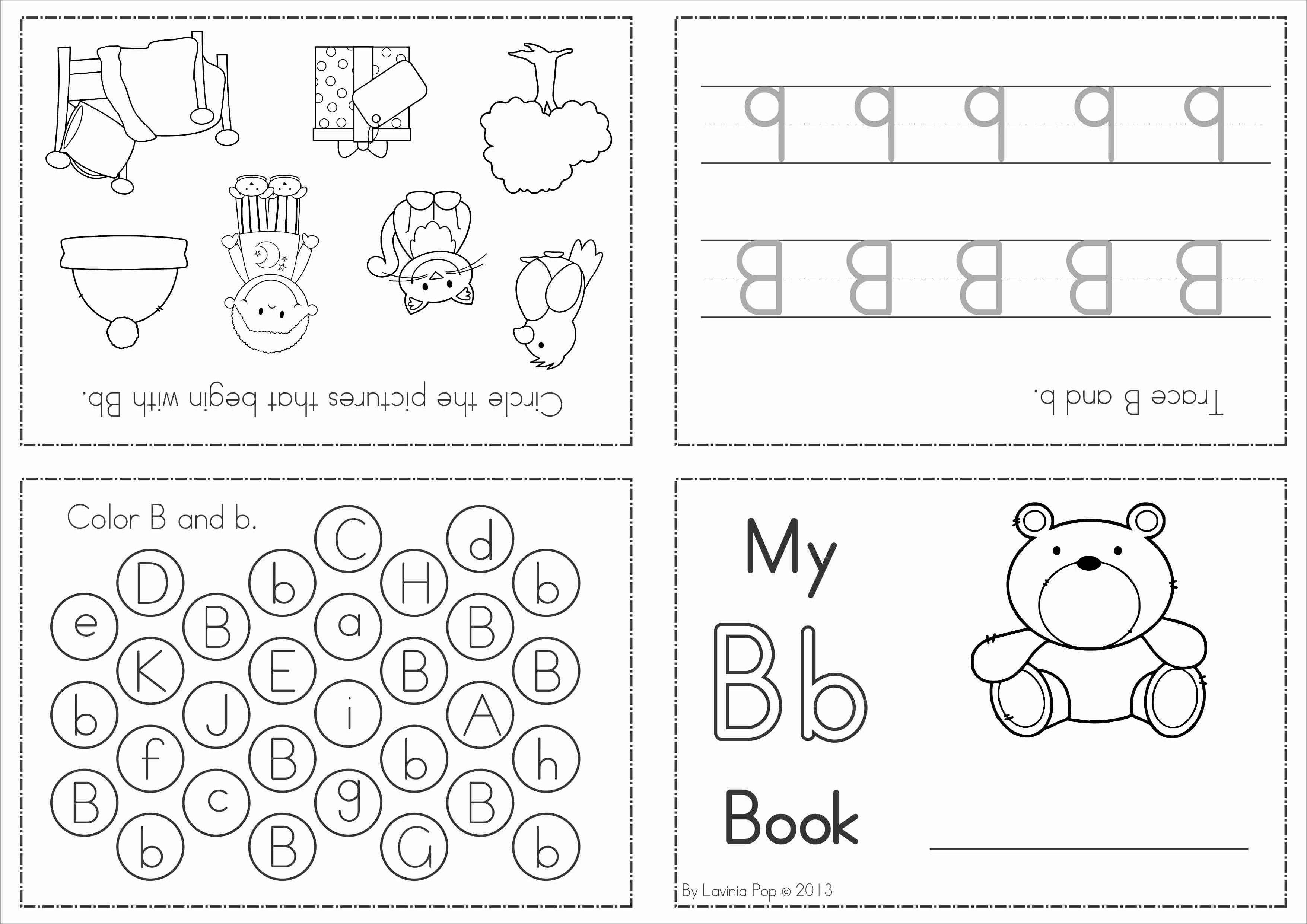 Free Back To School Alphabet Phonics Letter Of The Week B Alphabet Phonics Preschool Letters Alphabet Preschool