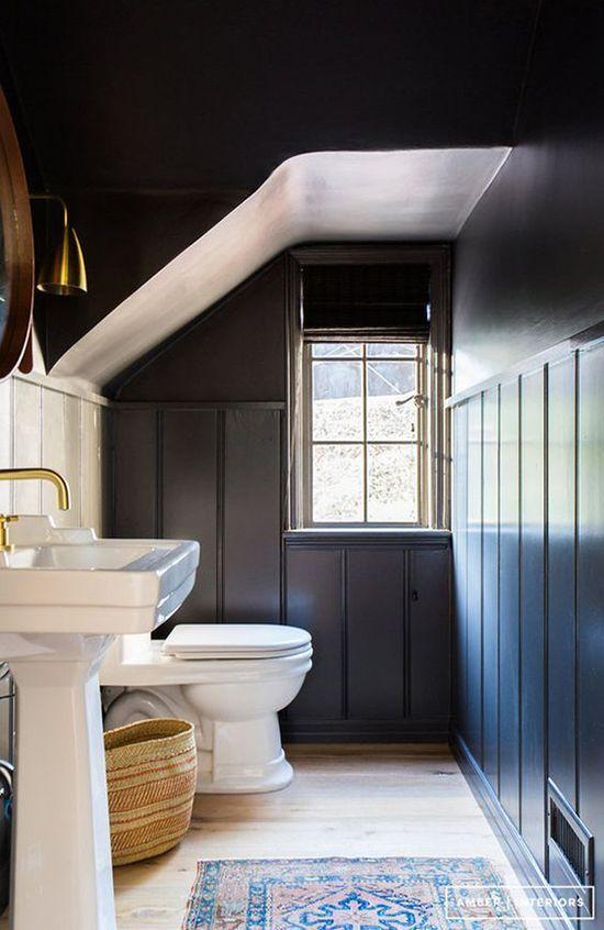 BLACK MAGIC | Amber interiors