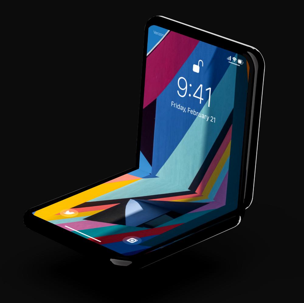 Iphone 12 Flip Apple Introduction Foldable Iphone